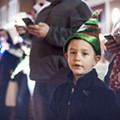 [PHOTOS] Christmas Carolers Bring Cheer to Ferguson After City Cancels Holiday Parade