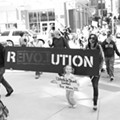 PHOTOS: OccupySTL Brings Out Dozens to Protest Economic Disparity