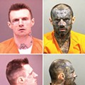 Scariest Mugshot You'll See This Week