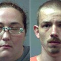 John Thomas III, Rebecca Russell and Billy Bunch Jr: Accused of Raping Neighbor's Kids