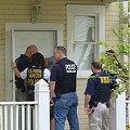Federal Agents Raid Home of Deported Immigrant; Won't Say What They're Seeking