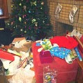 Thieves Unwrap Gifts Under Christmas Tree, Take What They Want, Leave the Rest
