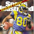 Isaac Bruce: He's Baack! (But Not for Long)