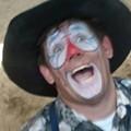 Missouri State Fair Clown Tuffy Gessling Gets Huge Online Following After Obama Mask Stunt