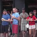 St. Louis Cardinals Fan Drops Beer on Crowd at Busch Stadium [VIDEO]