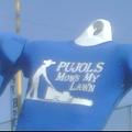 "Cubs Fans Strike Back: ""Pujols Mows My Lawn"""