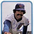 "Card of the Week: 1981 Bill ""Parallel Lines"" Buckner"