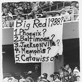 Today's Old School Football Cardinals Photo
