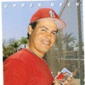 Baseball Card of the Week: Mike Perez Can Bend Time