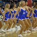 SLU B-Ball: Young Ballers and Better Cheerleaders