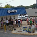 Spanky's Frozen Custard in South County Shutters