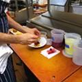 John Griffiths of Truffles: Recipe for Olive Oil Shortcake