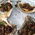 Guess Where I'm Eating These Oysters and Win $25 to Olympia Kebob House [UPDATED]