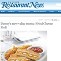 Denny's to World: We Will Kill You With Cheese -- Cheaply [Updated with Caloric Count!]