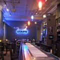 Happy Hour at Sub Zero Vodka Bar -- Think of It As an Infusement Park!