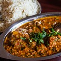 First Look: India Palace's Second Location Spices Up Downtown