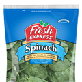 Fresh Express Recalls Spinach for Salmonella Risk