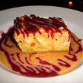 Guess Where I'm Eating this Bread Pudding and win a $10 Gift Certificate to Gokul! [Updated With Winner!]