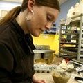 Ericka Frank of the Cakery and the Cup: Recipe for German Chocolate Icing