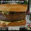 Australian Restaurant Makes World's Largest Burger