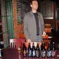 Stone Brewing CEO Greg Koch Tips a Few at the Schlafly Tap Room