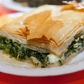 The Best Food from the St. Louis County Greek Fest
