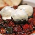 #72: Vegetarian Meatballs at Lucas Park Grille