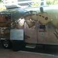 Wanderlust Pizza Gets Fired Up in an Airstream