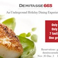 All We Want for Christmas is a Seat at Demitasse665's Table