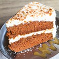 Cyrano's Carrot Cake: A Decadent Classic Dessert Perfect for Two Forks