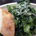 Guess Where I'm Eating Kale Salad and Win $25 to Hokkaido Grill [UPDATED]