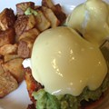 UPDATED: Guess Where I'm Eating Eggs Benedict and Win Ice Cream for Two at the Fountain on Locust