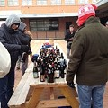 Beer Geeks Brave Long, Cold Wait for Perennial Artisan Ales's Barrel-Aged Abraxas