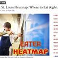 "Eater ""Heat Maps"" St. Louis"
