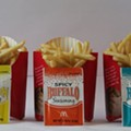 St. Louis (and Gut Check) Taste Test McDonald's New Shakin' Flavor Fries