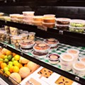 Winslow's Home Lures Vegetarians with Quiches, Salads and More