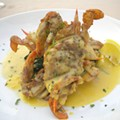Soft-Shell Crabs at Napoli 2