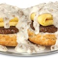 Hardee's Adds Eggs, Sausage to Its Biscuits & Gravy, Ensuring Your Fatness for Another Day