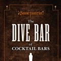 Mixologist Matt Seiter Serves Drinks From Sanctuaria Cocktail Book Tonight at Taste
