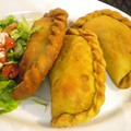 Guess Where I'm Eating these Empanadas and Win a Gift Certificate to the Pasta House Co. [Updated with Winner]!