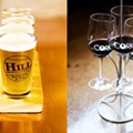 Review + Slideshow: Cork Wine Bar, Hill Brewing Company