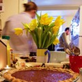 Bryant Terry's Vegan Chocolate Pecan Pudding Pie: A Gut Check Kitchen Recipe Test