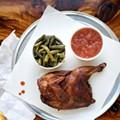 #31: Smoked Half-Chicken at PM BBQ
