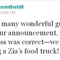 Zia's on the Hill Announces New Food Truck