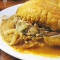 #49: The Torta <i>Ahogada</i> at Taqueria Durango