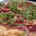 UPDATED: Guess Where I'm Eating This Proscuitto Pizza and Win $20 to Morgan Street Brewery