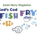 St. Mary Magdalen Has a Drive-Through Fish Fry