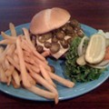 Guess Where I'm Eating This Burger [Updated with <s>Clues!</s> the Answer!]