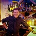 Chez Marilyn's Jacob Scarborough Mixes...an Almond Joy Martini!