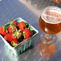 Heaven = Strawberries + Beer